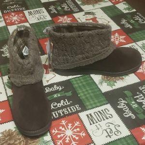 The Original Muk Luks Womens Boots